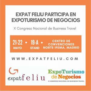 Expoturismo de Negocios - ExpatFeliu